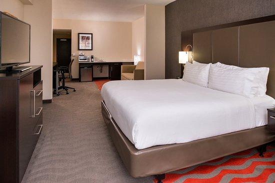 มอนโร, นอร์ทแคโรไลนา: King Bed Accessible Room