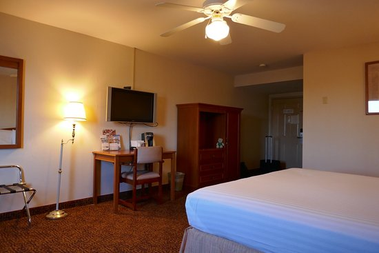 Westmorland, كاليفورنيا: Pleasant room and decor