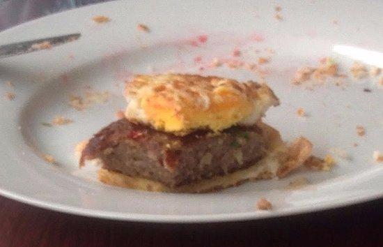 Nicholls, Australia: Frozen Burger Pattie