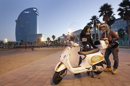 Vespa Scooter GPS Guided 6-hour Tour...