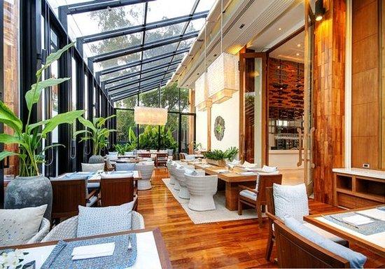 Cape Nidhra Hotel: Rocks Restaurant