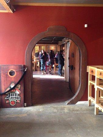 White Bear Lake, MN: Big Wood Brewery - Fun Doorway