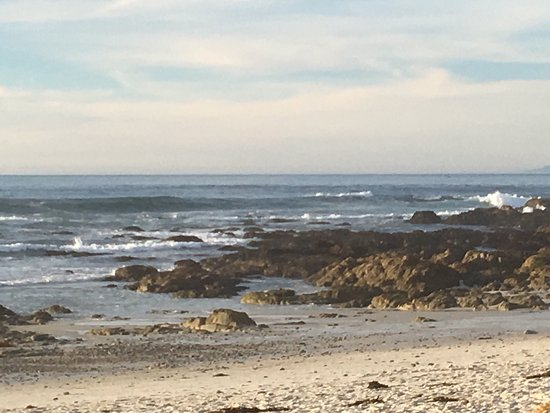 Asilomar State Beach: February 2017