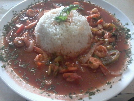 RD's Diner: Chef's Special*****Shrimp creole