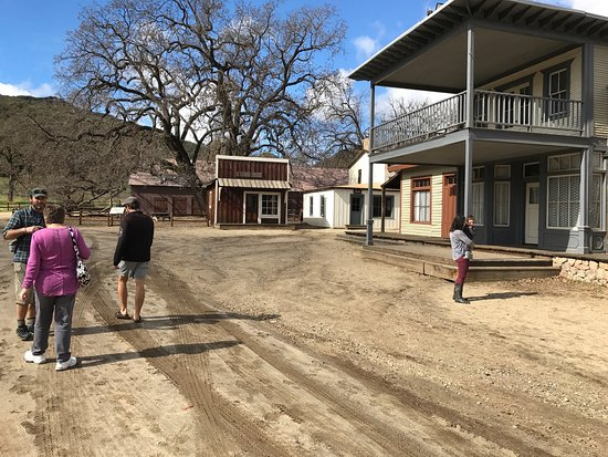 Agoura, Californien: Paramount Ranch