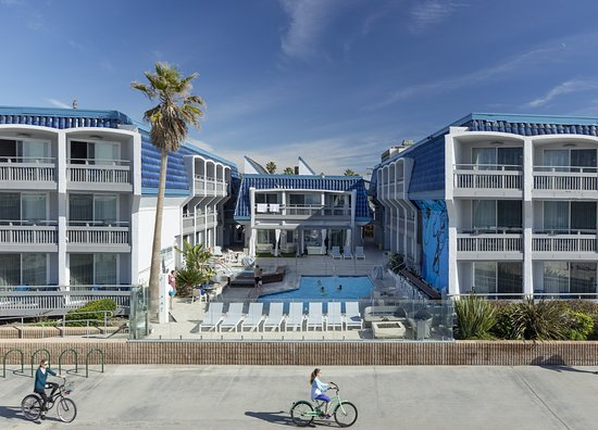 Blue Sea Beach Hotel San Diego