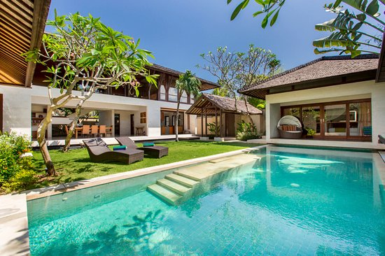 Villa Air Bali Boutique Resort & Spa: Grand Pool Villa, 4 Bedroom