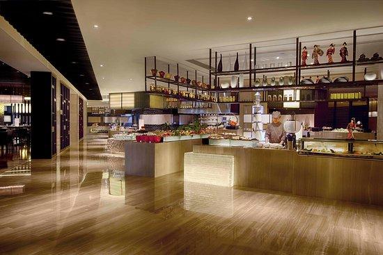 Heyuan, Chine : OPEN ADD Restaurant