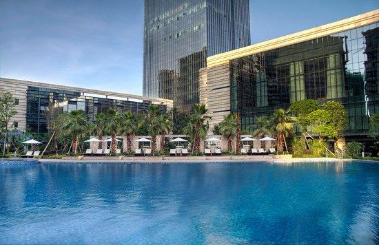 Heyuan, Chine : Outdoor Pool