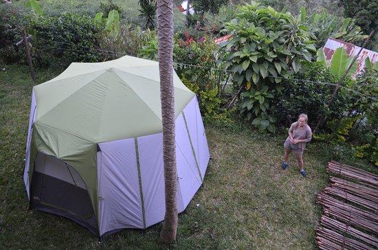 Same, Tansania: Small campground