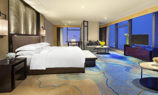 Zhuzhou, China: King Executive Studio- Lounge Access-Riverview