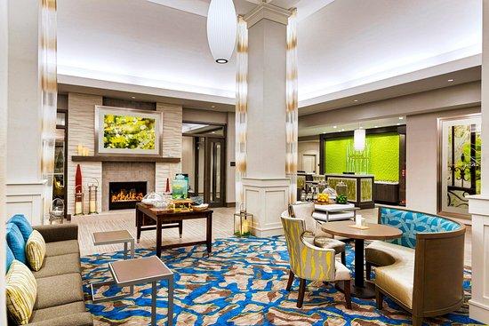Pittsfield, MA: Lobby Lounge