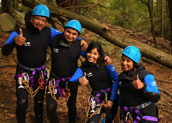 Квинстаун, Новая Зеландия: Thumbs up and lots of fun