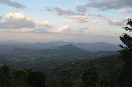 Same, Tansania: View in the evening