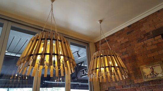 Oakleigh, أستراليا: Lamps