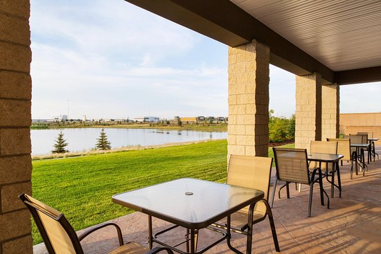 Sherwood Park, Καναδάς: Outdoor Patio