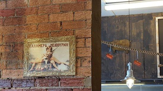 "Oakleigh, أستراليا: How to write ""Melbourne"" in Greek"