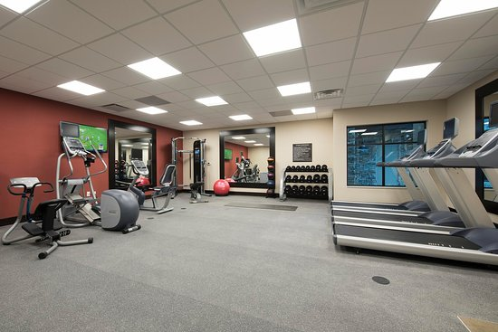 Sheffield Lake, OH: Fitness Center