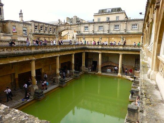 Grittleton, UK: Bath 35mins away