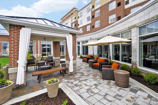 Nice New Hotel In A Good Location Review Of Hilton Garden Inn Detroit Troy Troy Mi