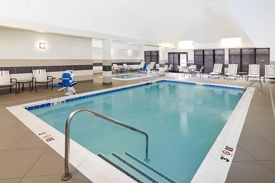 Munster, IN: Indoor Pool