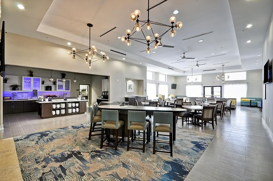 Lobby Seating Picture Of Homewood Suites By Hilton New Braunfels New Braunfels Tripadvisor