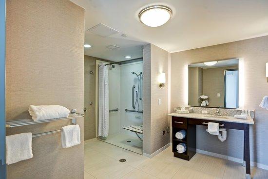Christiansburg, VA: Accessible Shower