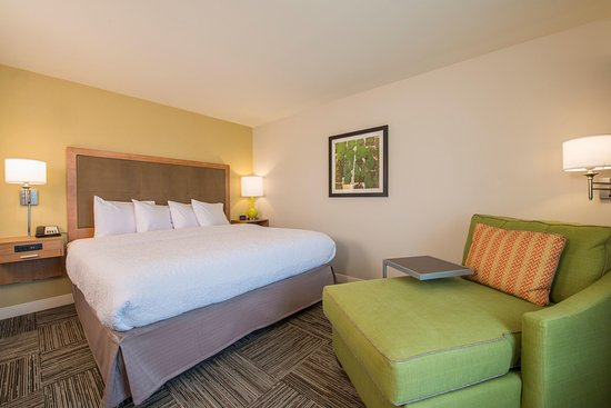 Waynesboro, GA: King Guest Room