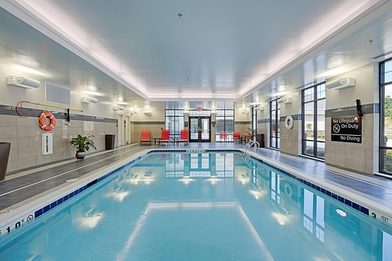 Cazenovia, Nova York: Indoor Pool