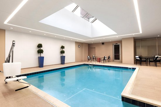 Pool Picture Of Homewood Suites By Hilton Washington Dc