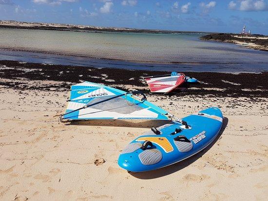 Flag Beach Windsurf & Kitesurf Centre: Surfgear