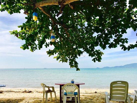 Lipa Noi, Tajlandia: Schöner Platz zum relaxen!