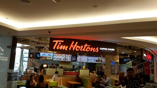 picture of tim hortons dubai tripadvisor. Black Bedroom Furniture Sets. Home Design Ideas