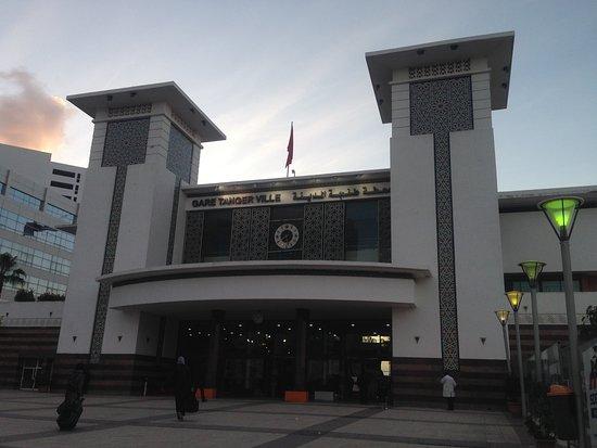 Tanger Ville Railway Station