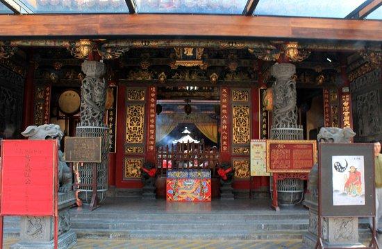 Tiantan Tiangong Temple: Altar of Heaven, Tainan.