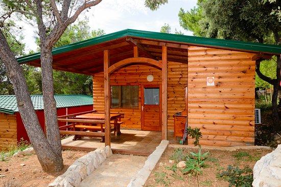 Entrance - Picture of Camping Village Simuni, Island of Pag - Tripadvisor