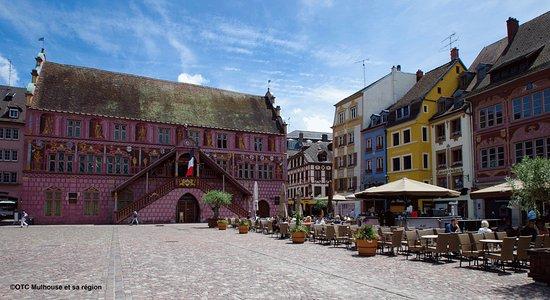 Sausheim, France : idée visite Mulhouse