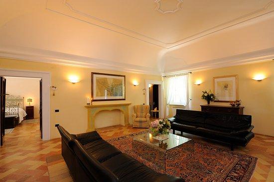 Montemaggiore al Metauro, Włochy: Livingroom
