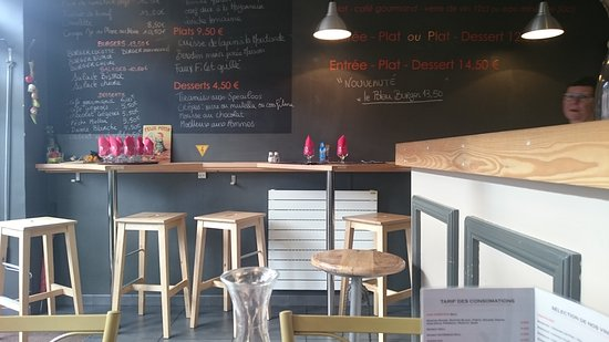 Bourg-Achard, France : Le Bistrot Gourmand