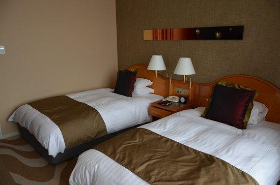 Chambre double lits jumeaux - Picture of Hotel Nikko Kanazawa ...