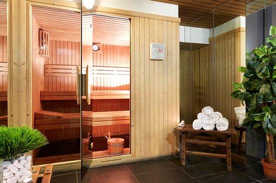 Amplio SPA en el Hotel Arka 4* para relajarse después de tu día de esquí