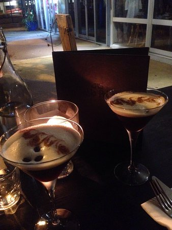 Pablo Pablo Latin Eatery: Just had a relaxed dinner at Pablo Pablo! Espresso martinis 5 star and exceptional clean food fu