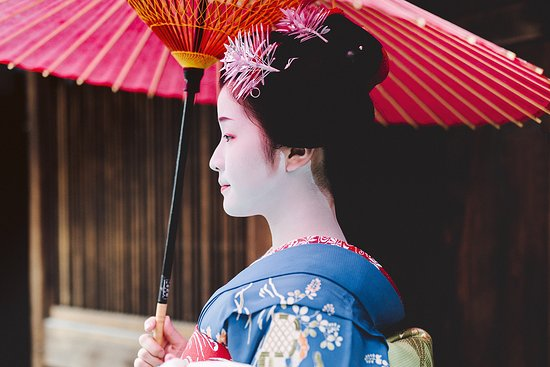 Japan: Maiko (Kyoto)
