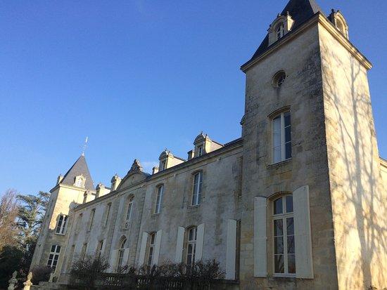 Saint-Loubes, France: Chateau