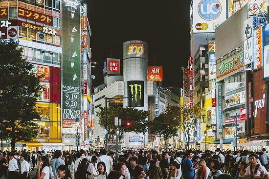 Japan: Shibuya (Tokyo)