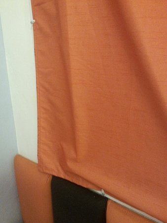 El Rincon De Abi : Lo stratagemma per evitare che la tenda sventolasse al vento