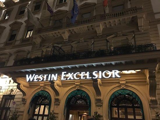 The Westin Excelsior Florence: 佛羅倫斯威斯汀高級飯店
