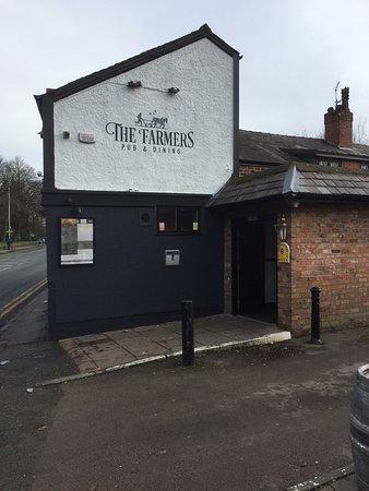 Swinton, UK: Farmer's Arms
