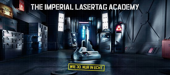 ‪The Imperial Lasertag Academy (TILTA)‬