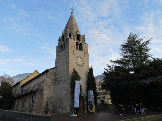 Eglise du Cloître